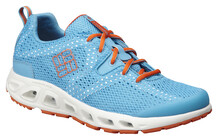 Columbia Women's Drainmaker II riptide/spark orange